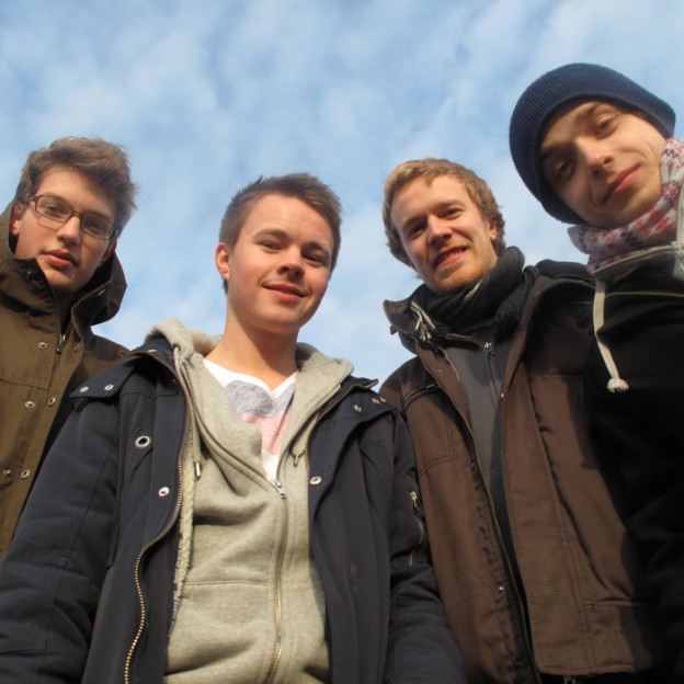 Image of the band Blue Planes